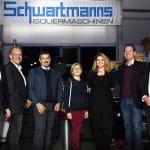 EiiF Board Members plus Nicole Fleischmann und Thomas Pitsch
